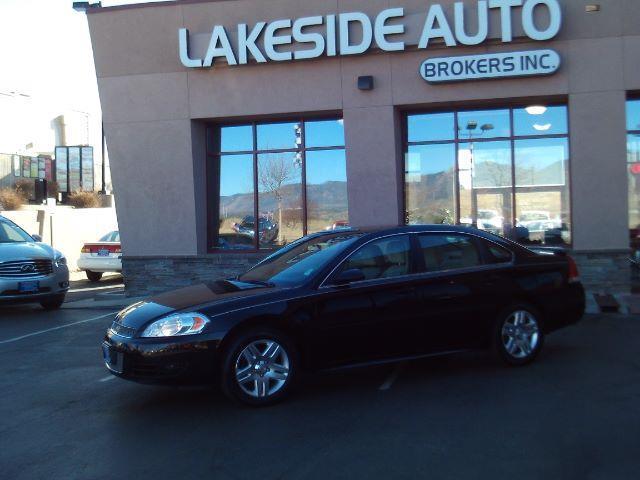 2014 Chevrolet Impala Limited LT Fleet LT Fleet 4dr