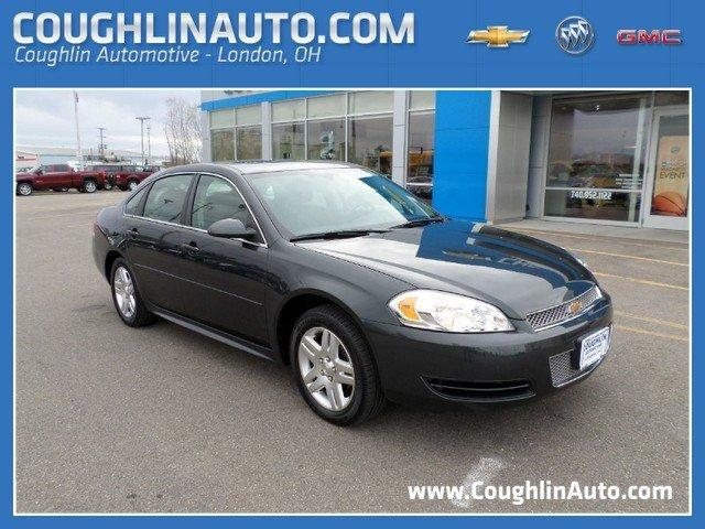 2014 chevrolet impala limited lt london oh for sale in. Black Bedroom Furniture Sets. Home Design Ideas