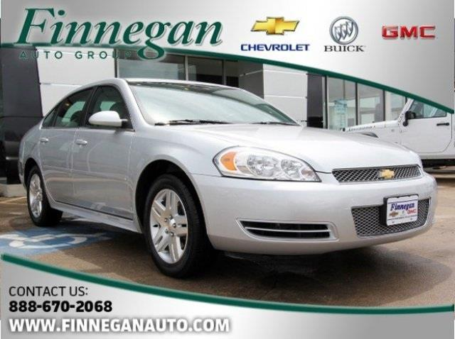 2014 chevrolet impala limited lt rosenberg tx for sale in. Black Bedroom Furniture Sets. Home Design Ideas