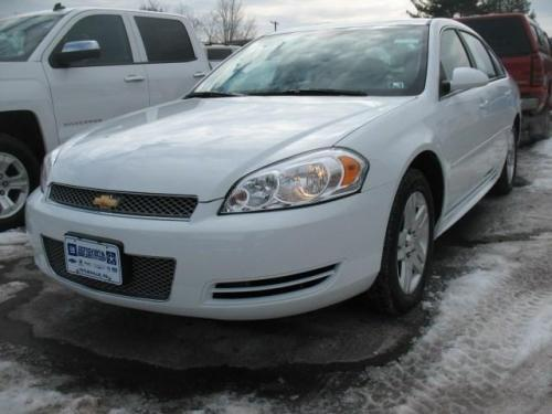 2014 chevrolet impala limited lt titusville pa for sale. Black Bedroom Furniture Sets. Home Design Ideas