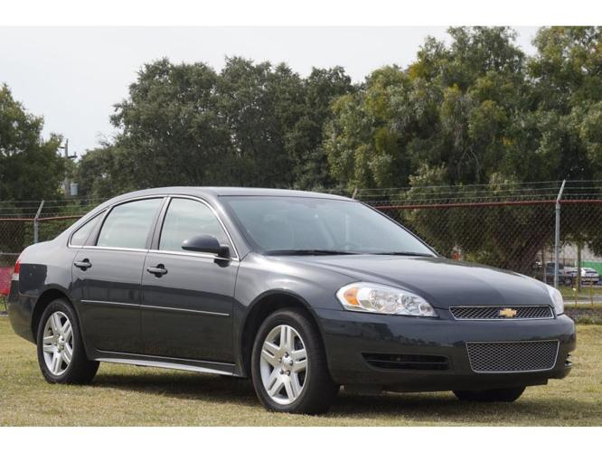 2014 chevrolet impala limited lt winter haven fl for sale. Black Bedroom Furniture Sets. Home Design Ideas
