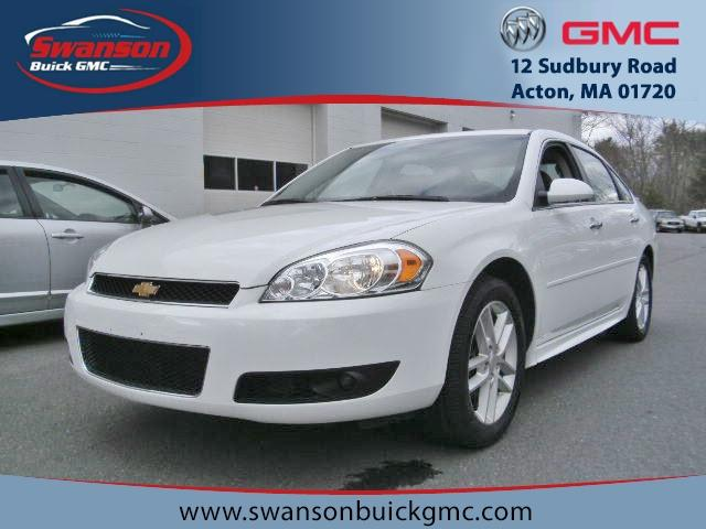 2014 chevrolet impala limited ltz acton ma for sale in acton massachusetts classified. Black Bedroom Furniture Sets. Home Design Ideas