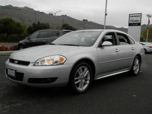 2014 chevrolet impala limited ltz for sale in vallejo california classified. Black Bedroom Furniture Sets. Home Design Ideas