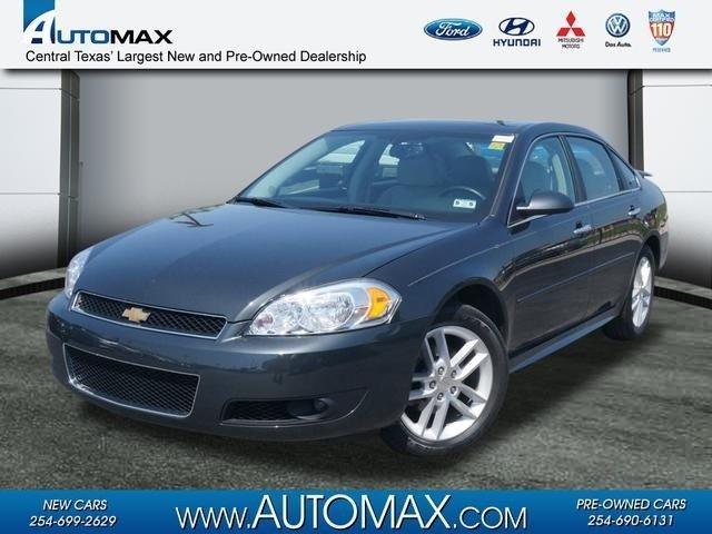 American Auto Sales Killeen Tx: 2014 CHEVROLET Impala Limited LTZ Fleet 4dr Sedan For Sale