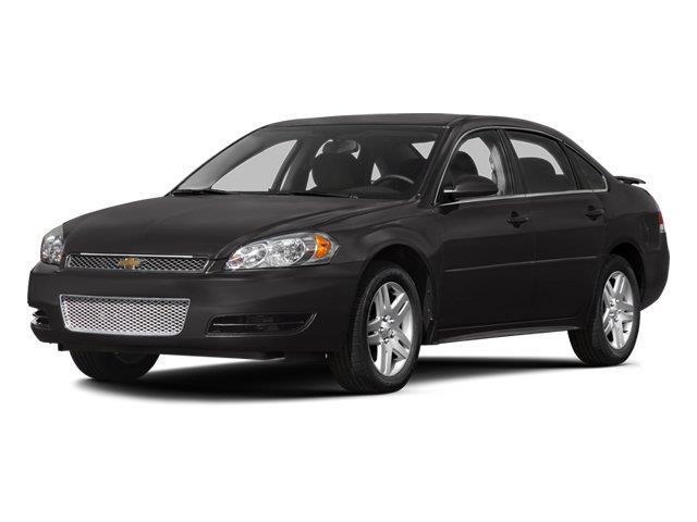 2014 Chevrolet Impala Limited LTZ Fleet LTZ Fleet 4dr