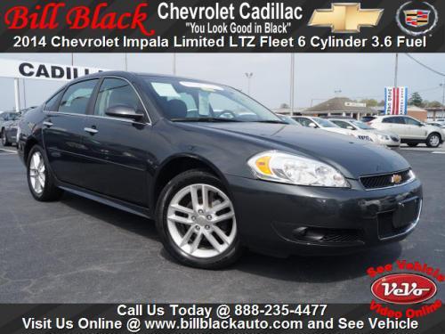 2014 chevrolet impala limited ltz greensboro nc for sale in greensboro north carolina. Black Bedroom Furniture Sets. Home Design Ideas