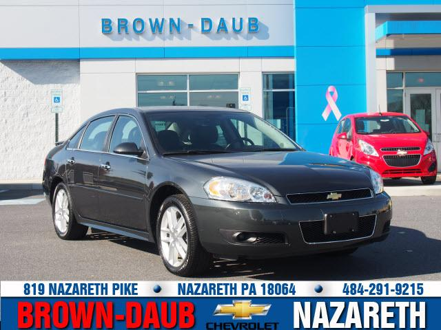2014 Chevrolet Impala Limited Ltz Nazareth Pa For Sale In