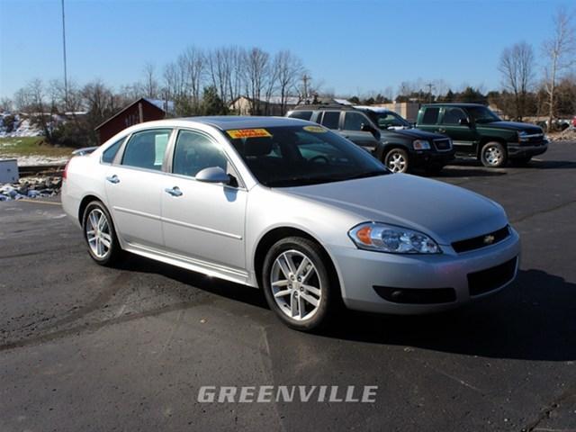 2014 Chevy Impala Ltz For Sale 2014 Chevrolet Impala Limited LTZ Salem, IN for Sale in Salem, Indiana ...