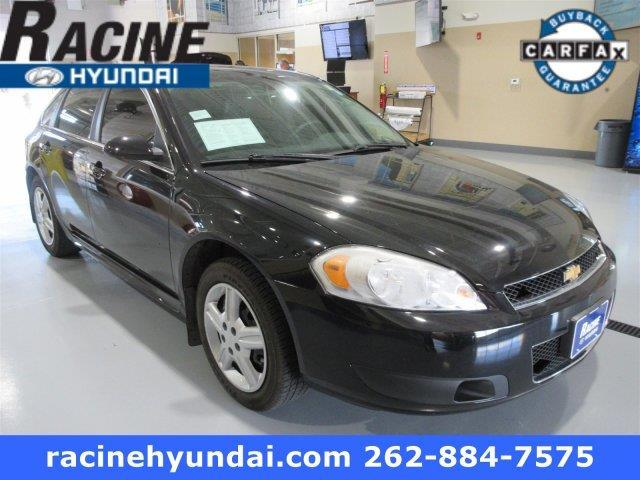 2014 Chevrolet Impala Limited Police Police Police 4dr