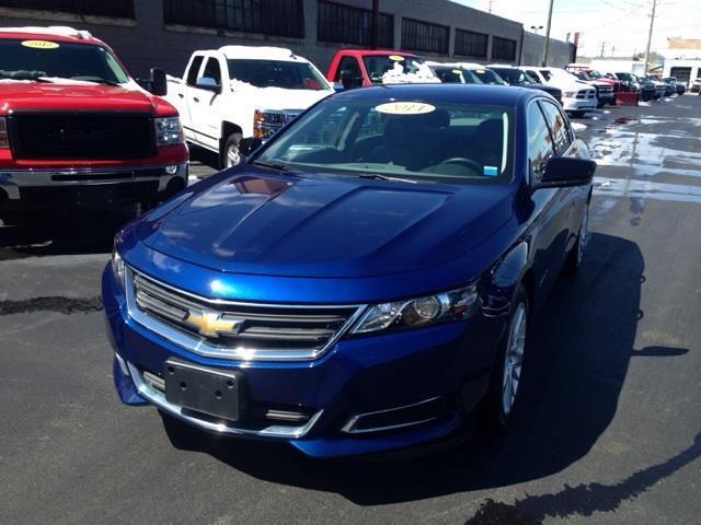2014 Chevrolet Impala LS LS 4dr Sedan