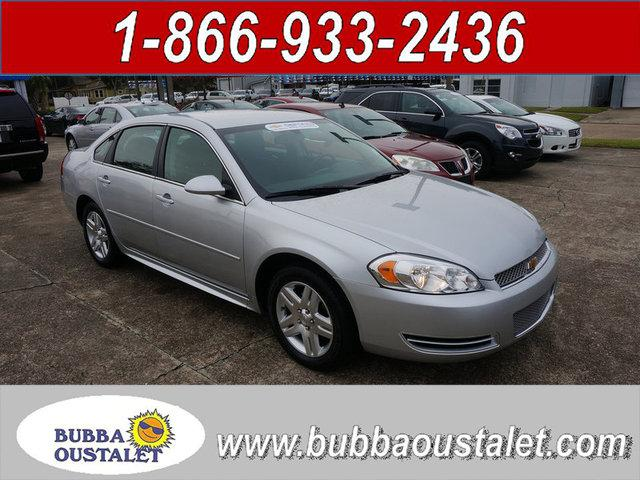 2014 CHEVROLET Impala LT Fleet 4dr Sedan