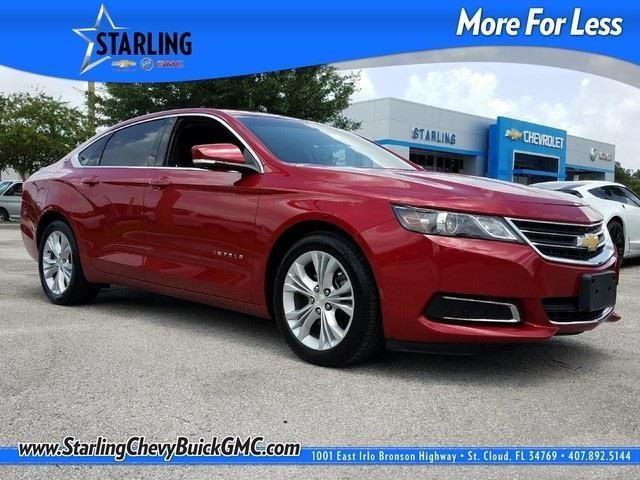 2014 chevrolet impala lt lt 4dr sedan w 2lt for sale in saint cloud florida classified. Black Bedroom Furniture Sets. Home Design Ideas
