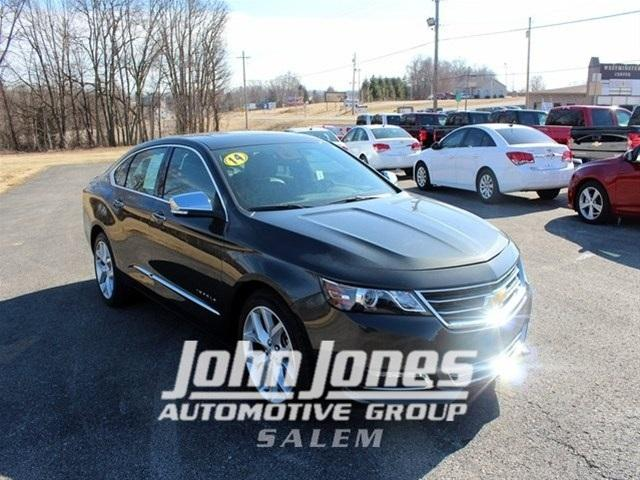 2014 chevrolet impala ltz 4dr sedan w 2lz for sale in salem indiana classified. Black Bedroom Furniture Sets. Home Design Ideas