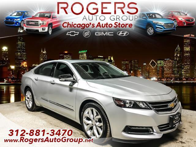 2014 chevrolet impala ltz ltz 4dr sedan w 1lz for sale in chicago illinois classified
