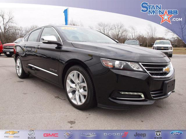 2014 chevrolet impala ltz ltz 4dr sedan w 2lz for sale in dickel tennessee classified. Black Bedroom Furniture Sets. Home Design Ideas