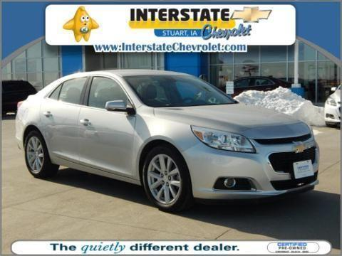2014 chevrolet malibu 4 door sedan for sale in muscatine iowa classified. Black Bedroom Furniture Sets. Home Design Ideas