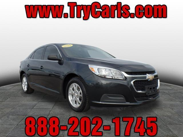 2014 Chevrolet Malibu LS Fleet LS Fleet 4dr Sedan