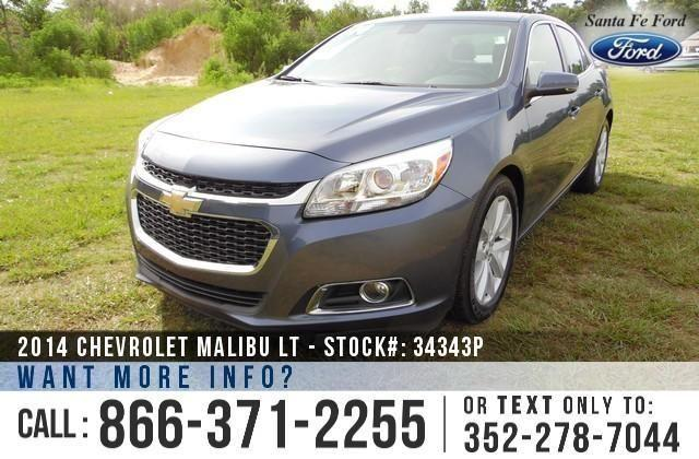2014 Chevrolet Malibu LT - 42K Miles - Finance Here!