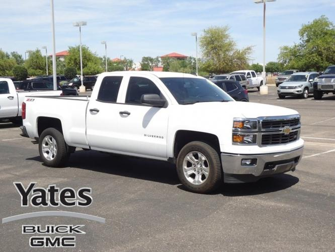 2014 chevrolet silverado 1500 4wd double cab 143 5 lt w 1lt for sale in goodyear arizona. Black Bedroom Furniture Sets. Home Design Ideas