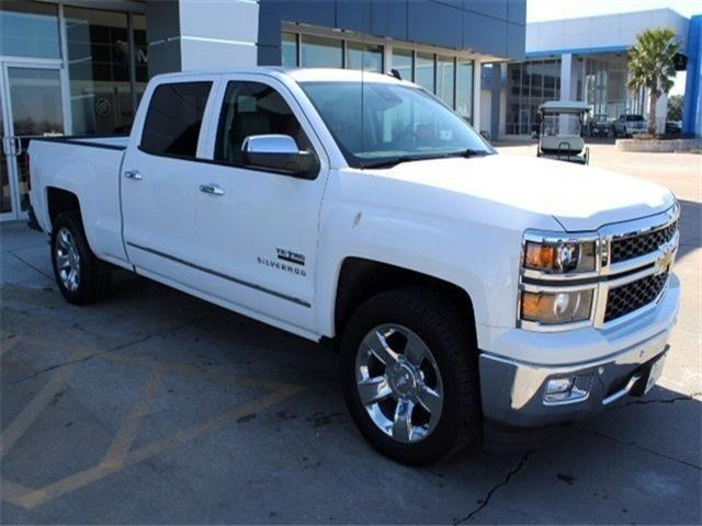 2014 chevrolet silverado 1500 4x2 ltz 4dr crew cab 6 5 ft sb w z71 for sale in rosenberg texas. Black Bedroom Furniture Sets. Home Design Ideas