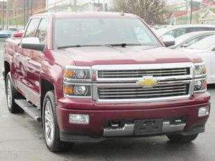 2014 chevrolet silverado 1500 4x4 high country 4dr crew cab 6 5 ft sb for sale in bakerville. Black Bedroom Furniture Sets. Home Design Ideas