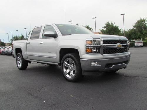 2014 chevrolet silverado 1500 crew cab pickup ltz for sale in nicholasville kentucky classified. Black Bedroom Furniture Sets. Home Design Ideas