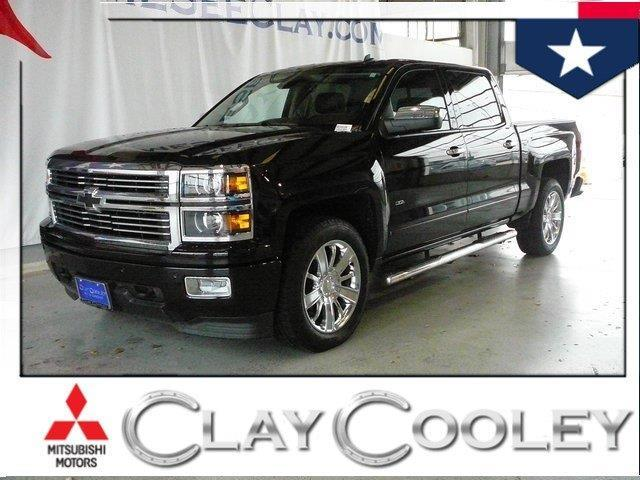 2014 Chevrolet Silverado 1500 High Country 4x2 High