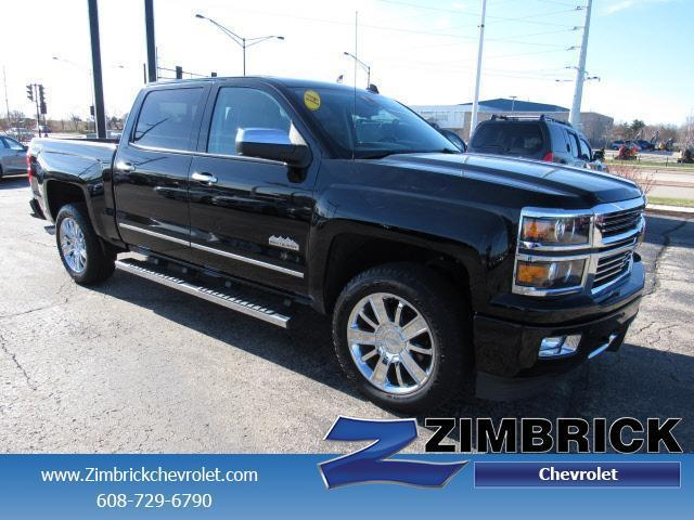 2014 chevrolet silverado 1500 high country 4x4 high country 4dr crew cab 5 8 ft sb for sale in. Black Bedroom Furniture Sets. Home Design Ideas