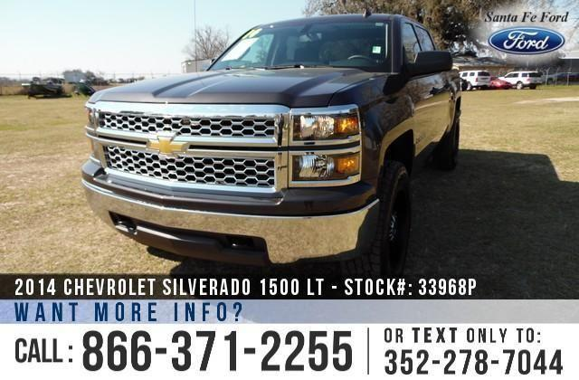 2014 Chevrolet Silverado 1500 LT - 17K Miles - Finance