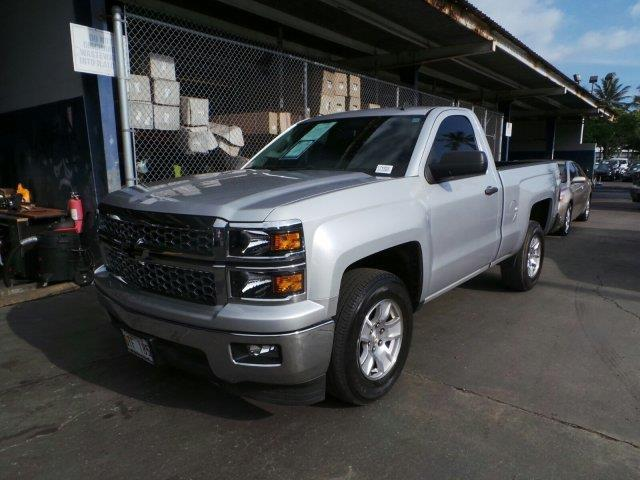 2014 chevrolet silverado 1500 lt 4x2 lt 2dr regular cab 6 5 ft sb for sale in honolulu hawaii. Black Bedroom Furniture Sets. Home Design Ideas