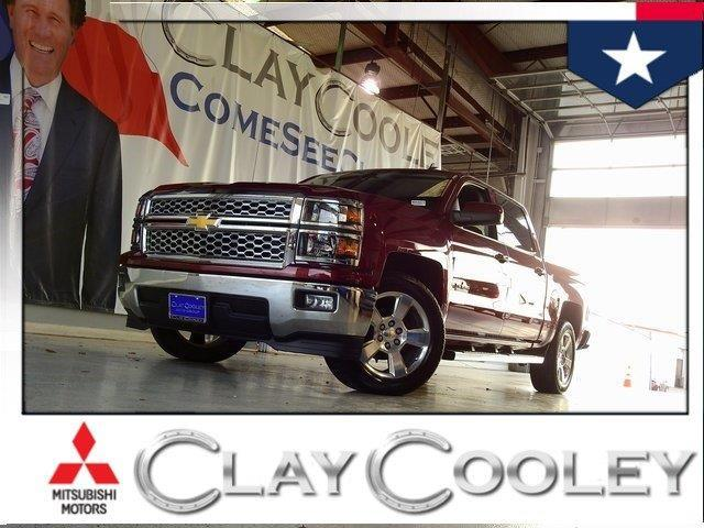 2014 Chevrolet Silverado 1500 LT 4x2 LT 4dr Crew Cab