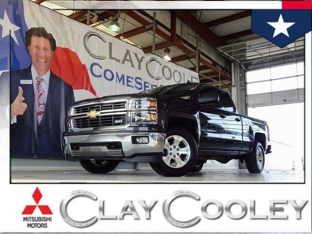 2014 Chevrolet Silverado 1500 LT 4x2 LT 4dr Double Cab