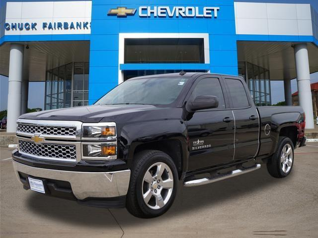 2014 chevrolet silverado 1500 lt 4x2 lt 4dr double cab 6 5 ft sb for sale in desoto texas. Black Bedroom Furniture Sets. Home Design Ideas