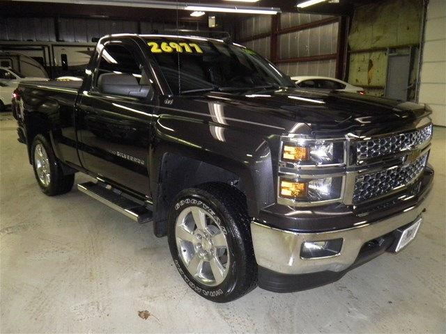2014 chevrolet silverado 1500 lt 4x4 lt 2dr regular cab 6 5 ft sb for sale in peru illinois. Black Bedroom Furniture Sets. Home Design Ideas