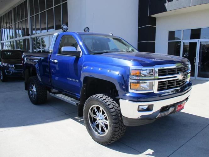 2014 chevrolet silverado 1500 lt 4x4 lt 2dr regular cab 6 5 ft sb for sale in liberty lake. Black Bedroom Furniture Sets. Home Design Ideas