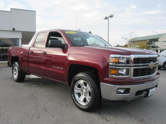 2014 chevrolet silverado 1500 lt 4x4 lt 4dr double cab 6 5 ft sb for sale in dubuque iowa. Black Bedroom Furniture Sets. Home Design Ideas