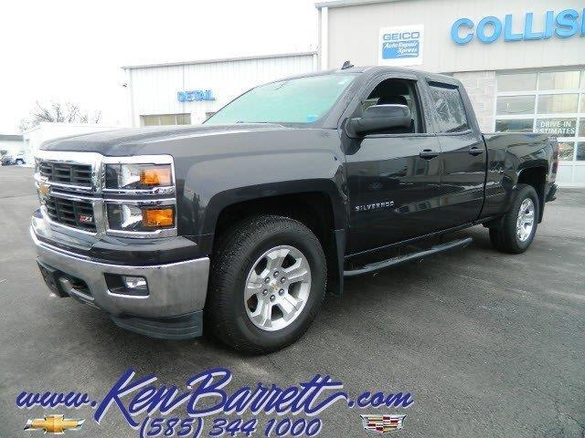 2014 chevrolet silverado 1500 lt 4x4 lt 4dr double cab 6 5 ft sb for sale in batavia new york. Black Bedroom Furniture Sets. Home Design Ideas