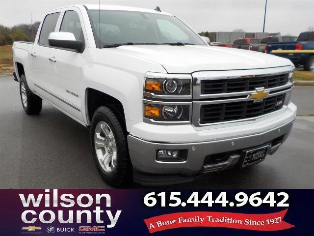 2014 chevrolet silverado 1500 ltz 4x2 ltz 4dr crew cab 5 8 ft sb for sale in lebanon tennessee. Black Bedroom Furniture Sets. Home Design Ideas