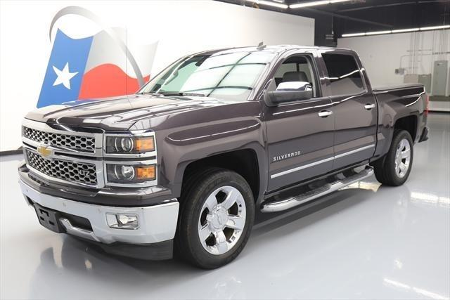 2014 chevrolet silverado 1500 ltz 4x2 ltz 4dr crew cab 6 5 ft sb for sale in houston texas. Black Bedroom Furniture Sets. Home Design Ideas