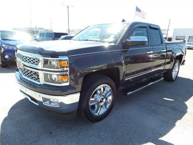2014 chevrolet silverado 1500 ltz 4x2 ltz 4dr double cab 6 5 ft sb for sale in pensacola. Black Bedroom Furniture Sets. Home Design Ideas