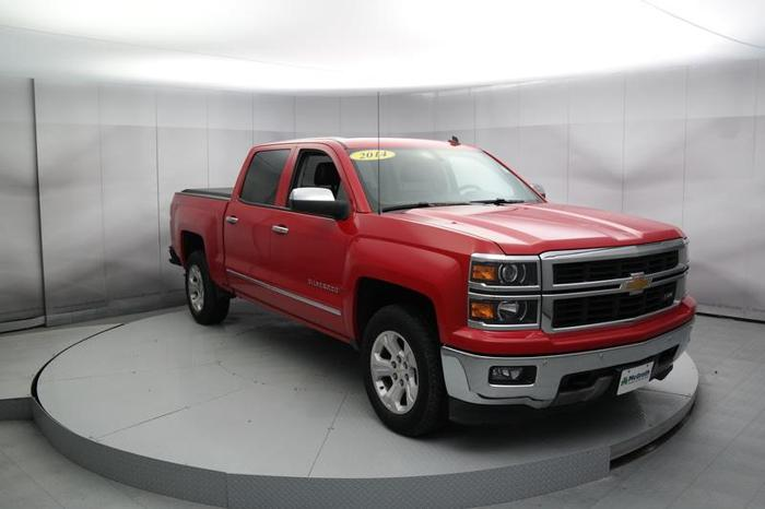 2014 chevrolet silverado 1500 ltz 4x4 ltz 4dr crew cab 5 8 ft sb for sale in dubuque iowa. Black Bedroom Furniture Sets. Home Design Ideas