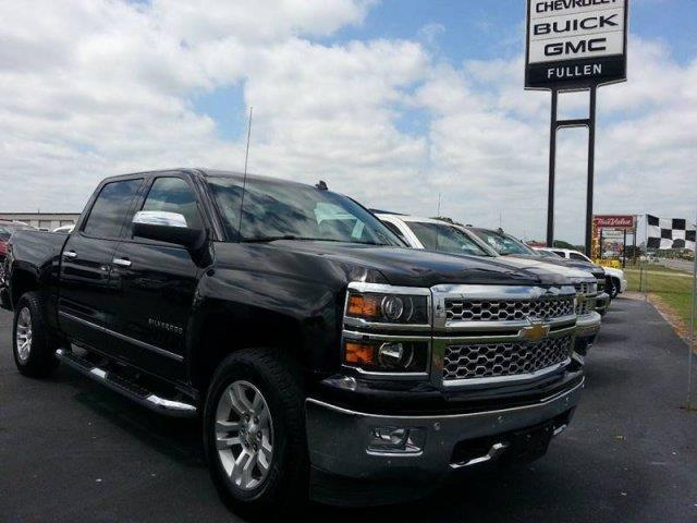 2014 chevrolet silverado 1500 ltz 4x4 ltz 4dr crew cab 5 8 ft sb for sale in eastland texas. Black Bedroom Furniture Sets. Home Design Ideas