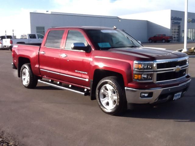 2014 chevrolet silverado 1500 ltz 4x4 ltz 4dr crew cab 6 5 ft sb w z71 for sale in jolly acres. Black Bedroom Furniture Sets. Home Design Ideas