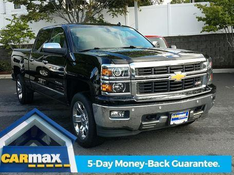 2014 chevrolet silverado 1500 ltz 4x4 ltz 4dr crew cab 6 5 ft sb w z71 for sale in gastonia. Black Bedroom Furniture Sets. Home Design Ideas