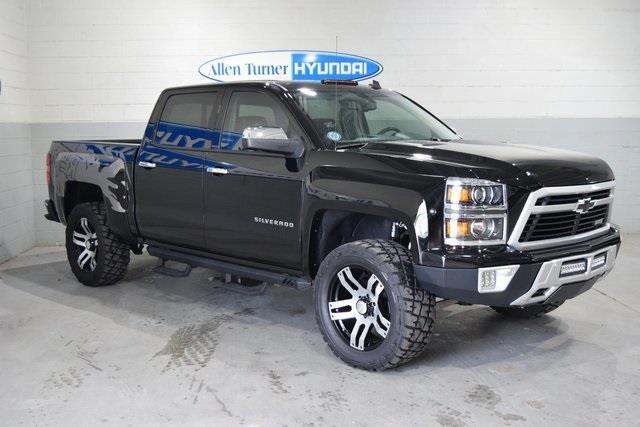 2014 chevrolet silverado 1500 ltz 4x4 ltz 4dr crew cab 6 5 ft sb w z71 for sale in pensacola. Black Bedroom Furniture Sets. Home Design Ideas