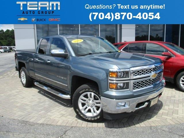 2014 chevrolet silverado 1500 ltz 4x4 ltz 4dr double cab 6 5 ft sb for sale in salisbury north. Black Bedroom Furniture Sets. Home Design Ideas