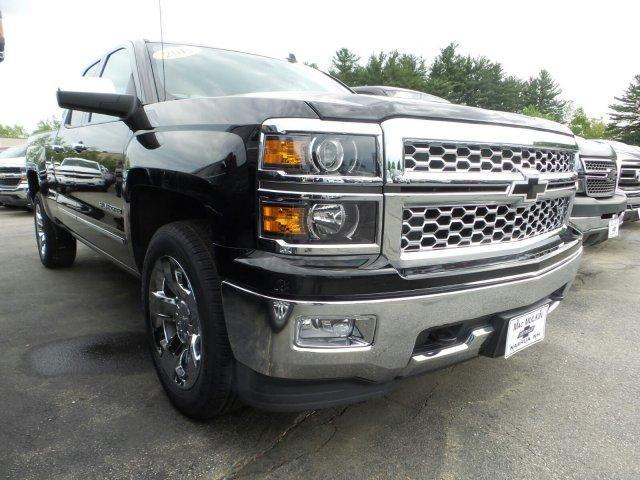 2014 chevrolet silverado 1500 ltz 4x4 ltz 4dr double cab 6 5 ft sb w z71 for sale in nashua. Black Bedroom Furniture Sets. Home Design Ideas