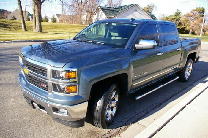 2014 Chevrolet Silverado 1500 Ltz Z71 For Sale In Des Moines Iowa