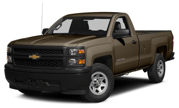 2014 Chevrolet Silverado 1500 Work Truck 4x2 Work Truck