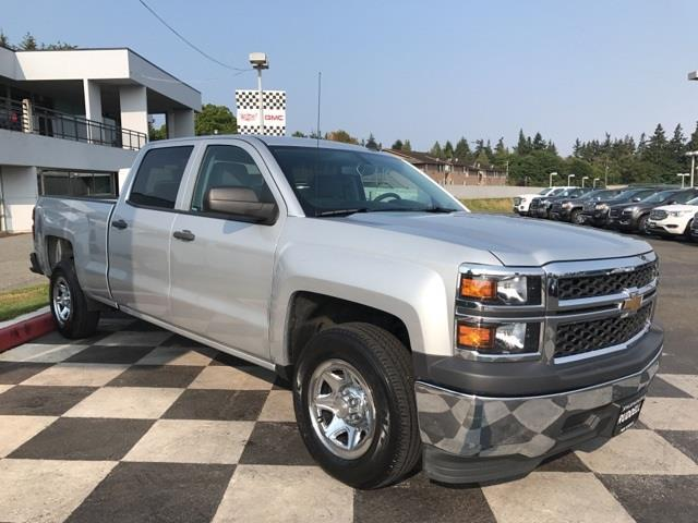 2014 chevrolet silverado 1500 work truck 4x2 work truck 4dr crew cab 5 8 ft sb w 1wt for sale. Black Bedroom Furniture Sets. Home Design Ideas